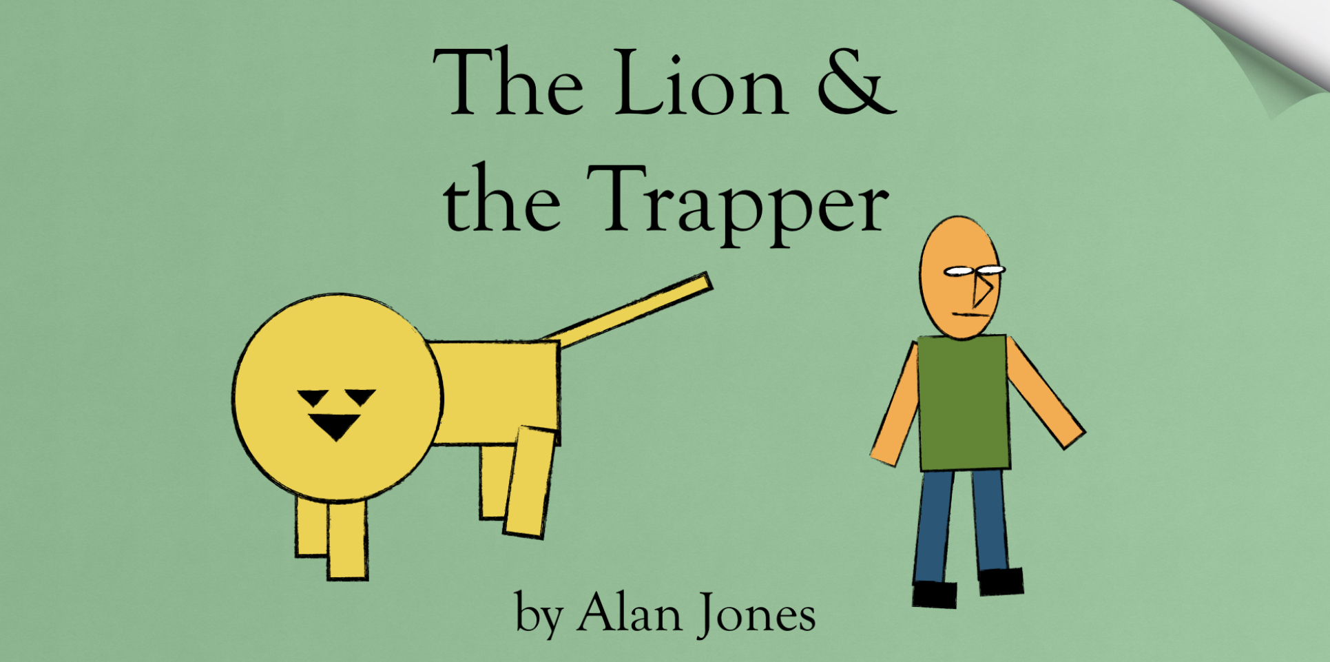 Lion and the Trapper